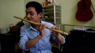 Cô hàng xóm ( Sol trầm ) - Sáo trúc Huy Hiệu- flute /Website :saotruchuyhieu.com