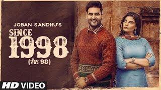 Since 1998 Joban Sandhu