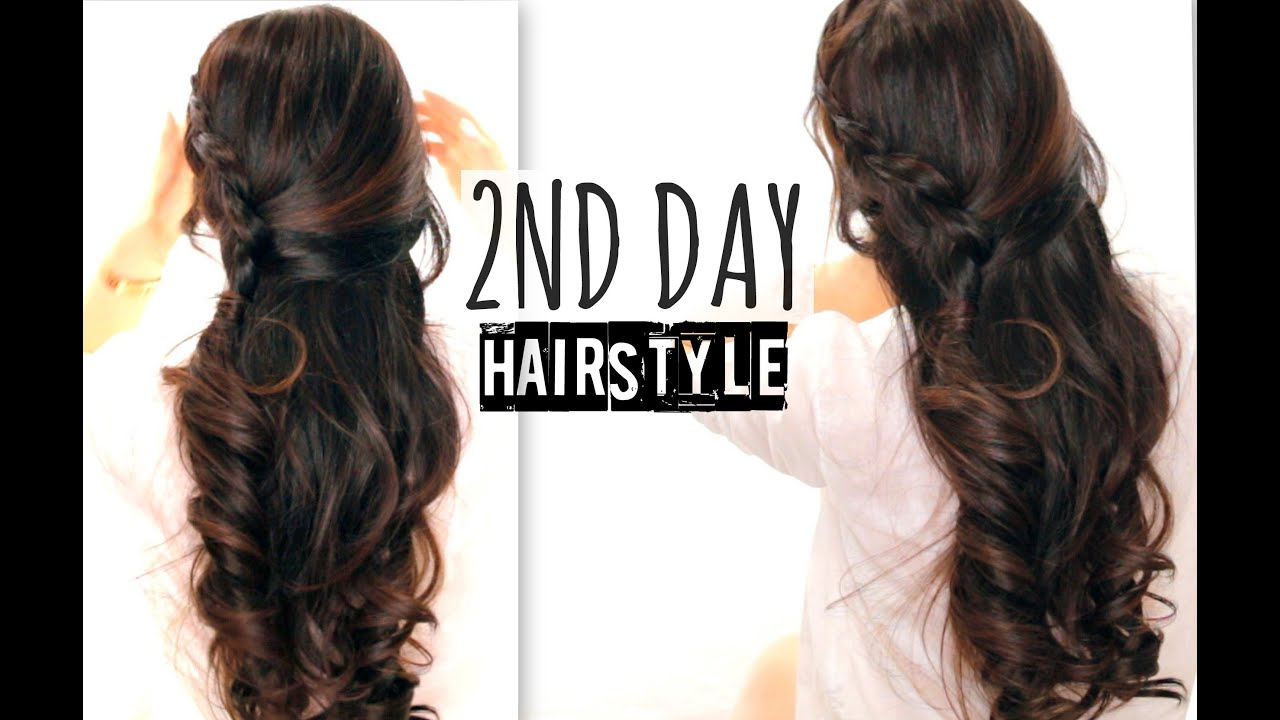 Hair Styles For Curly Hair Braids: CROSSOVER BRAIDS HAIRSTYLES TUTORIAL