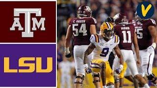 Texas A&M vs #2 LSU Highlights | Week 14 | College Football 2019