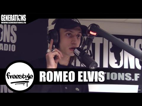Roméo Elvis - Freestyle #Exclu (Live des studios de Generations)