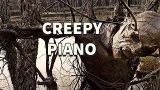 Halloween creepy piano music, creepy dark songs whit cello