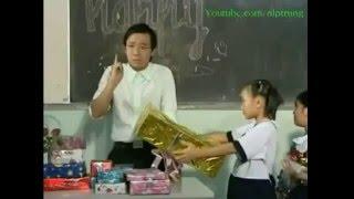 clip hài Tặng quà cho thầy HOT