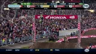 Daytona AMA Supercross 2014   450 Main Event RD10 HD