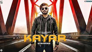 Kayar – Maani Bhat