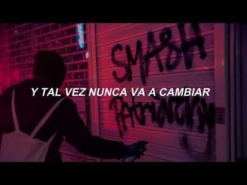 christina aguilera ft. demi lovato - fall in line (español)