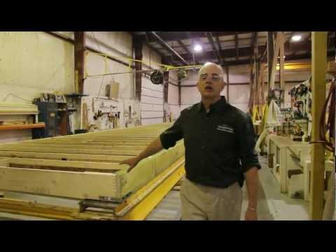Guildcrest Factory Tour - Floors