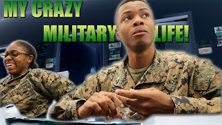 MY EVERYDAY LIFE IN THE MARINE CORPS (UNFILTERED)