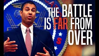 FCC Now Being Sued by 17 States, Senate Will Vote to Undo Net Neutrality Repeal