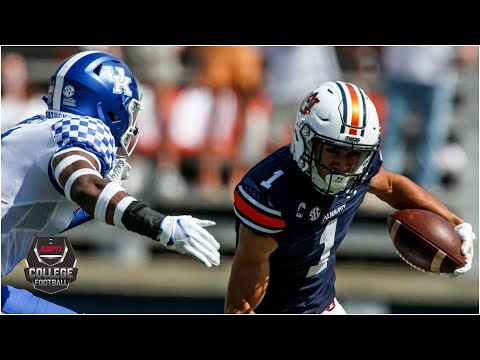 Kentucky Wildcats vs. Auburn Tigers | 2020 College Football Highlights