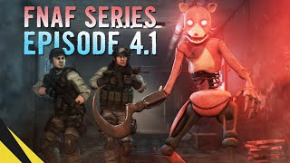 FIVE NIGHTS AT FREDDY'S SERIES (Episode 4.1) | FNAF Animation