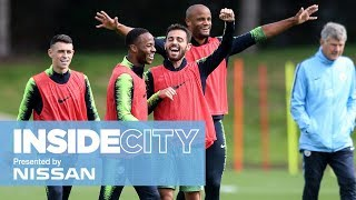 UNSEEN TRAINING, INTERVIEWS AND MATCH FOOTAGE! |  Inside City 307