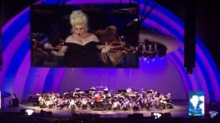 Rebel Wilson as Ursula - Poor Unfortunate Souls - Hollywood Bowl - Little Mermaid Concert