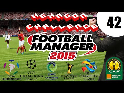 Pentagon/Hexagon Challenge - Ep. 42: AFC Champions League Matches 3-4 | Football Manager 2015