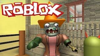 Plants vs Zombies | ROBLOX | Kid Gaming