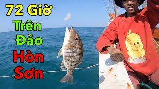 Lâm Vlog - 72 Giờ Trên Đảo Hòn Sơn | 72H Trên Đảo Hòn Sơn