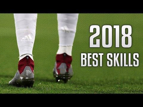 Best Football Skills 2018 HD