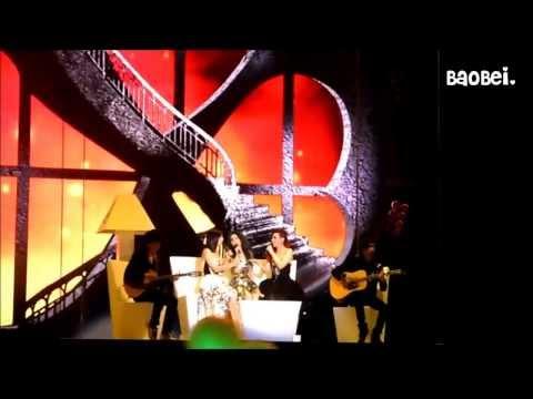 S.H.E- 老婆 (2gether 4ever Singapore World Tour 2013)