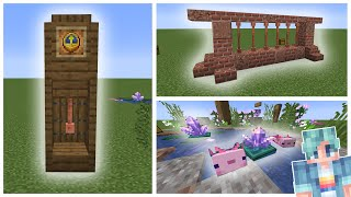 The COOLEST 1.17 Build Ideas for your Minecraft World!
