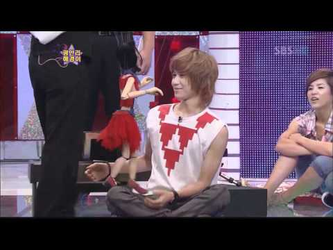 Taembb with doll ♥.♥