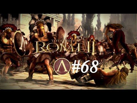 Rome Total War 2 Спарта: С добрым утром однако: Часть 68