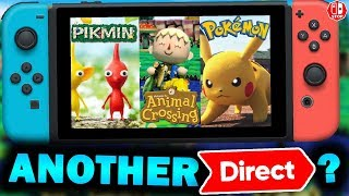 What/When WILL The Next Nintendo Direct BE! (Pokemon, Animal Crossing, Mini, Etc.)