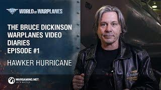 Bruce Dickinson Warplanes Diaries: Hawker Hurrican preview image