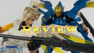 Overwatch Ultimates -  Mercy Pharah 2-Pack Review