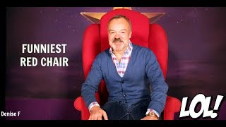 Graham Norton Show - Funniest Red Chair (Compilation 2)