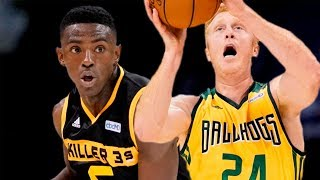 Killer 3's vs Ball Hogs Full Game Highlights | Week 5 | Season 3, BIG3 Basketball, July 21