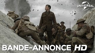 1917 :  bande-annonce VF