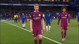 Manchester City vs Chelsea 1-0 All Goals & Extended Highlights 2018