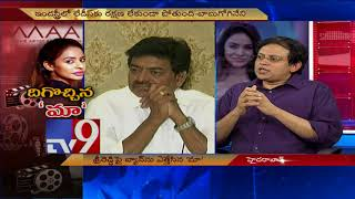 Jhansi fought with Sword, Sri Reddy with Body: RGV..