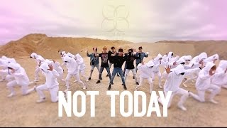 BTS (방탄소년단) - Not Today dance cover by RISIN' CREW from France