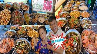 Có gì trong Ốc Chảo đồng giá 30k khiến Danh hài Việt Hương và Xuân Nghị phải đi ăn ở Sài Gòn