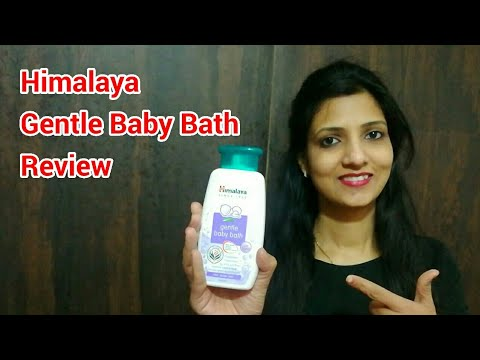 video Himalaya Gentle Baby Bath Review<span class=