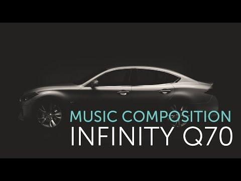 Infinity Q70 | Music Composition | Sound Design