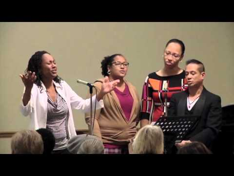 Highlights of Pine Ridge Memorial Gardens Candlelight Memorial Service 2015