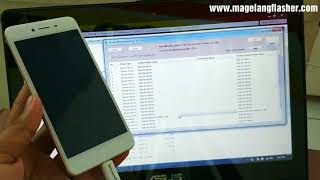 Official Firmware Oppo A39, F3, F3 Plus ofp file - Santi Fujayanti