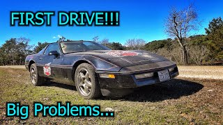 Rebuilding a Destroyed ZR1 Corvette Part 2