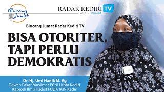 Umi Hanik L Kasih Ibu Sepanjang Masa - Bincang Jumat Radar Kediri Tv