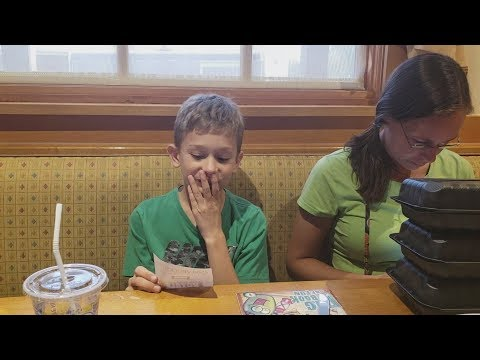 I Bought My Son 10,000 V-Bucks For His 10th Birthday! (My Son's Reaction To Getting 10,000 VBUCKS)