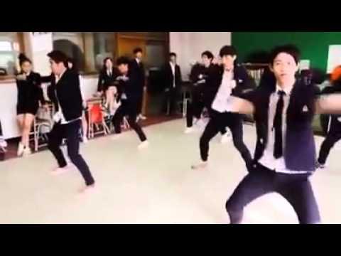 K-tigers amazing dance exo overdose