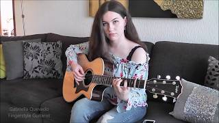Red Hot Chili Peppers - Under The Bridge (Cover by Gabriella Quevedo)