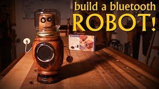 Build a Bluetooth Robot!