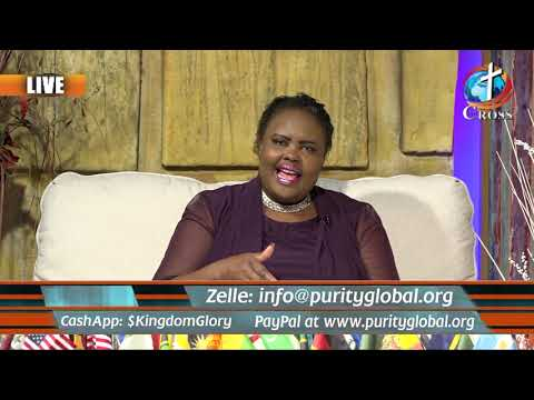 Apostle Purity Munyi Into The Chambers Of The King 09-10-2021