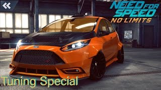 [Ford Fiesta ST Tuning] Need for Speed - No Limits [1080p / FullHD]