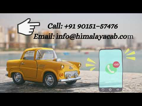 How to Book Taxis To & From Kangra Airport