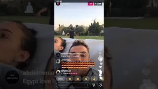 Cristiano ronaldo talking about his girlfriend Georgina- Instagram live!