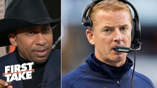 The Cowboys' roster isn't the issue, it's Jason Garrett - Stephen A.   First Take